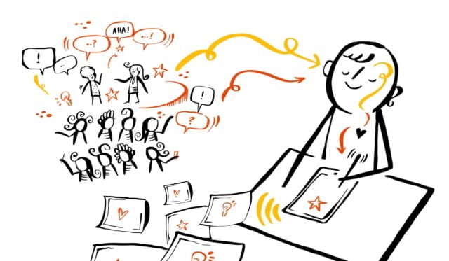 LEDA för smartare välfärd – graphic recording i offentlig sektor