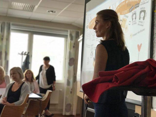 Graphic recording – Norrbottens Läns Landsting