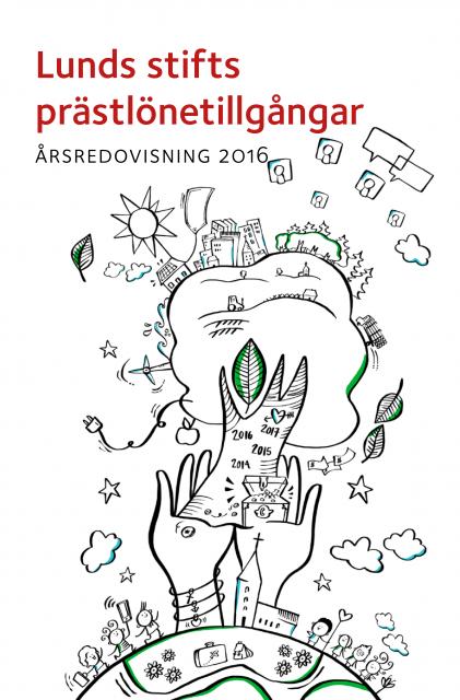 Illustrerad årsredovisning Lunds Stift