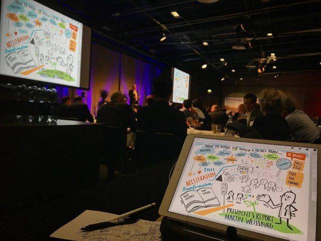 volvo-graphic-recording-leadership-summit-gothenburg-maja-pa-naset