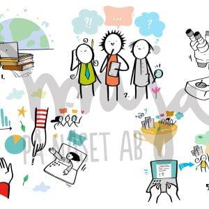 butiksbild-Forskning-illustrationer-maja-på-näset