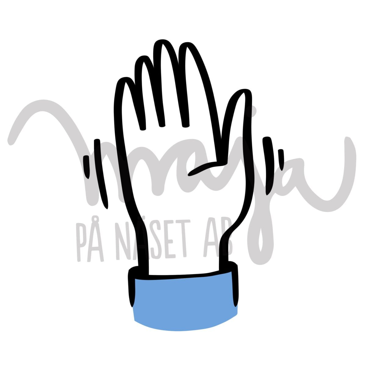 Symbol-illustration-hand