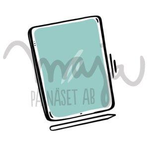 butiksbild-Symbol-illustration-iPad